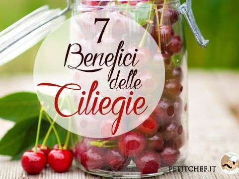 Perché mangiare le ciliegie: 7 benefici di questo delizioso frutto