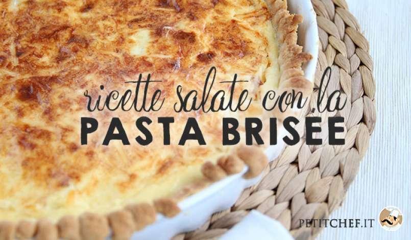 Pasta Brisée Ricetta Petitchef