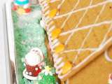 Ricetta Idee per la tavola di natale e gingerbread house (it's christmas time)