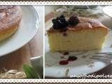 Ricetta Purple fruit soft cotton japanese cheesecake