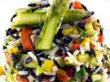 Ricetta Insalata di riso night and day