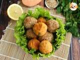 Ricetta Falafel alle patate dolci