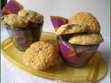 Ricetta Chocolate chip cookies con mandorle