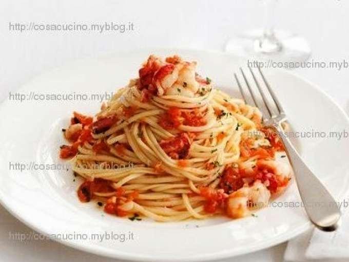 Linguine all 39 astice il primo piatto della vigilia di for Cucina italiana primi piatti