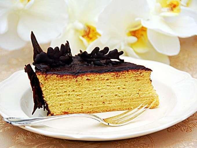 Baumkuchen torte ricetta tedesca ricetta petitchef for Ricette di torte