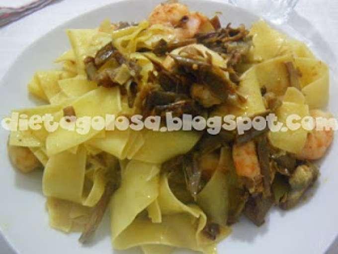 Pasta con aglio porro 16 ricette petitchef for Aglio porro