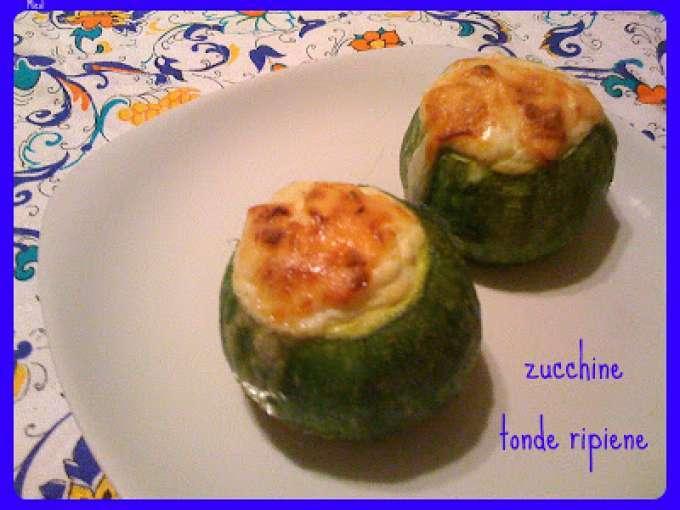 Zucchine tonde ripiene ricetta petitchef for Cucinare zucchine tonde