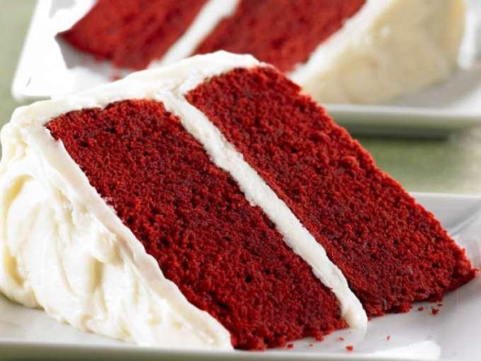 Red Velvet Cake Vegane