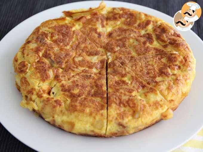 ricette tortilla di patate spagnola
