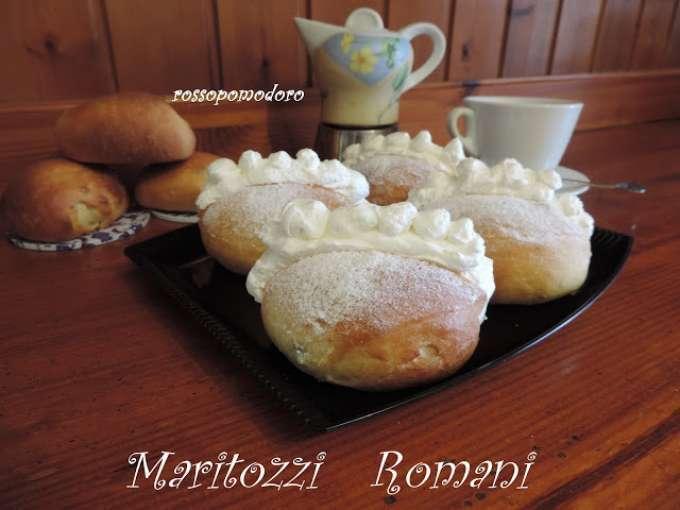 Maritozzi romani ricetta petitchef for Primi piatti romani
