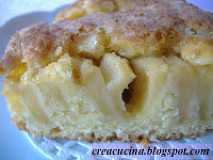 La ricetta della torta di mele di benedetta parodi for Ricette di benedetta parodi
