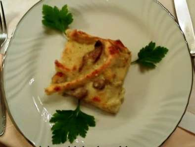 Lasagne broccoli e salsiccia - Barbie Magica Cuoca - blog ...