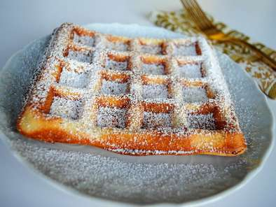 Ricetta Le gaufre o waffell