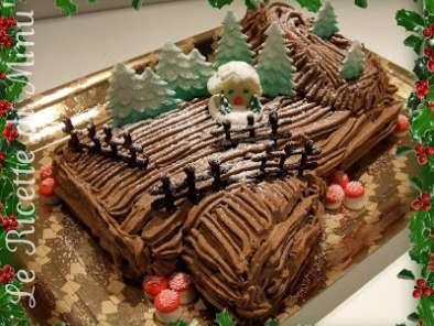 Torta Tronchetto Di Natale.Tronchetto Di Natale