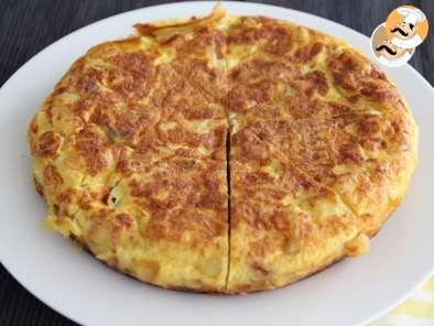 Ricetta Per Tortillas Spagnole.Tortilla Di Patate E Spinaci Ricetta Petitchef