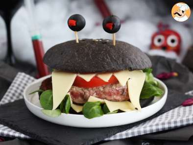 Ricetta Monster Burger