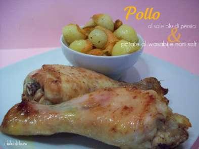 Sale Blu Di Persia : Pollo in crosta di sale ricetta petitchef