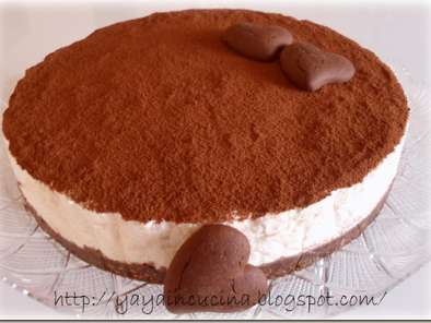 Cheesecake Al Mascarpone E Caffe Ricetta Petitchef