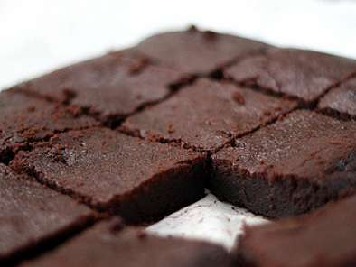 Ricetta I brownies di laurel evans