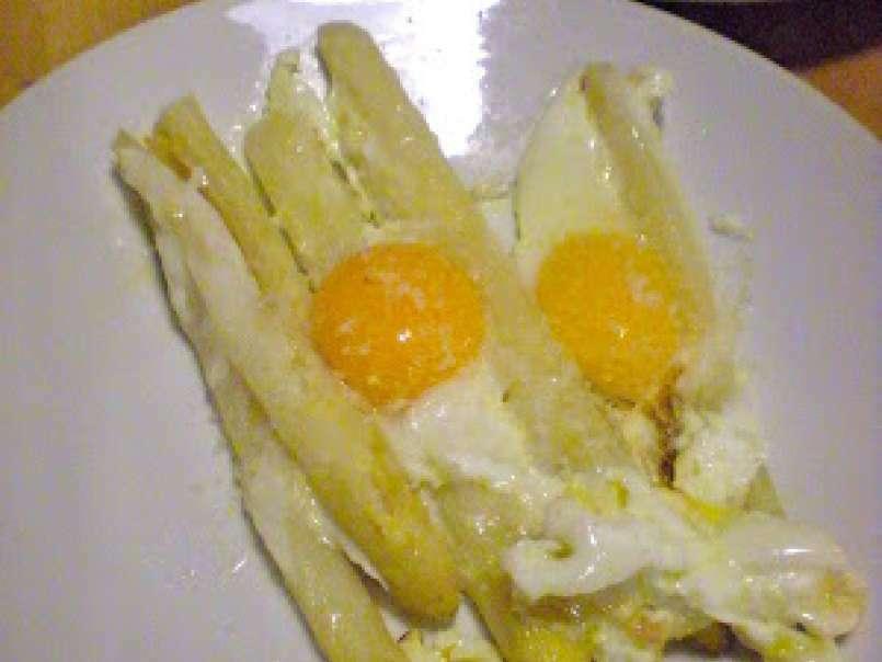 Asparagi Bianchi con Uova, foto 2