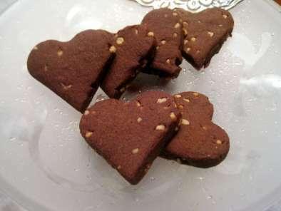 Ricetta biscotti vegan al cacao