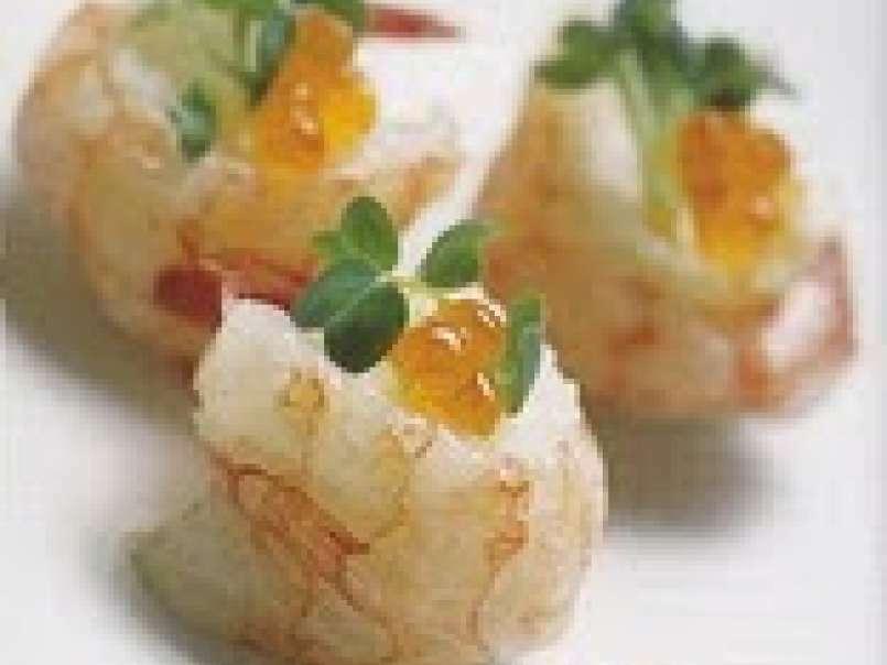 Sale Blu Di Persia : Bocconcini di pesce spatola con zucchine grigliate aromatizzati al