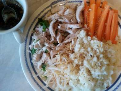 Cucina dal mondo pollo ai germogli di soia e arachidi for Lecitina di soia in cucina