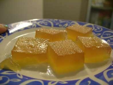 Cucina molecolare gel di amidi gelatina di albicocca ricetta petitchef - Cucina molecolare chef ...