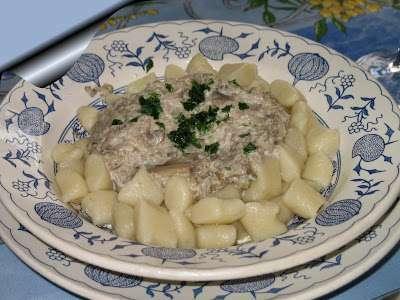 Ricette Gnocchi Con Funghi.Ax0i10hap7k9sm