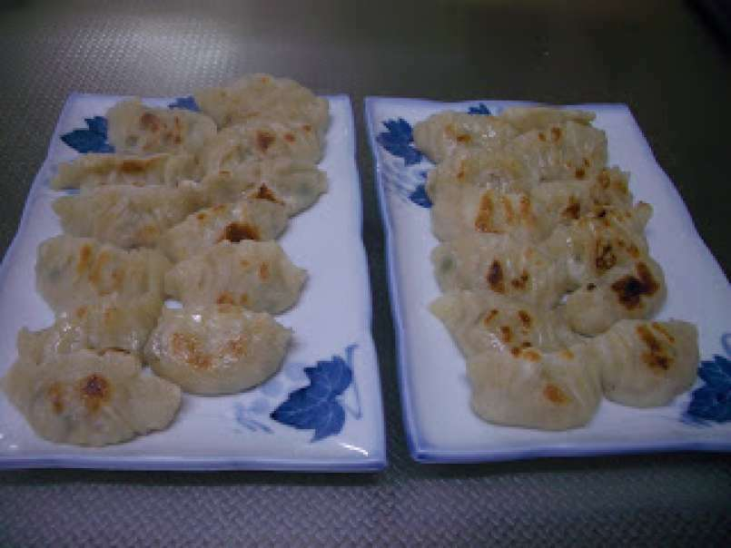 Ricetta Gyoza Cinesi.Gyoza Ravioli Cinesi Versione Giapponese Ricetta Petitchef