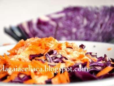 Il coleslaw, la cucina americana e le verdure del g.a.s. - Ricetta ...
