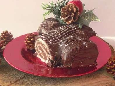 Tronchetto Di Natale Bimby.Il Tronchetto Di Natale In Tre Ingredienti