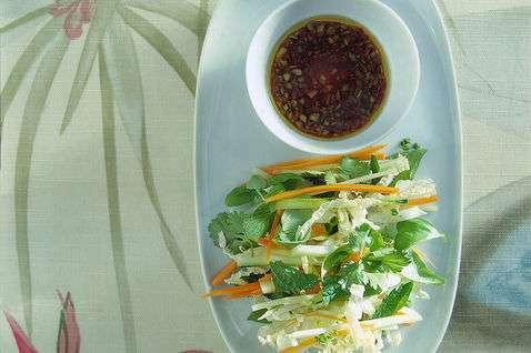 Insalata di cavolo cinese ricetta petitchef for Menu cinese ricette