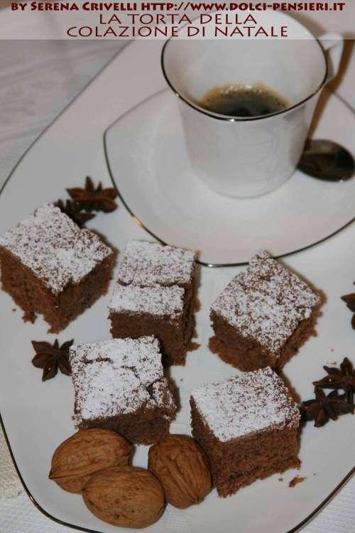 La torta della colazione di natale secondo ricetta petitchef for Secondo di natale