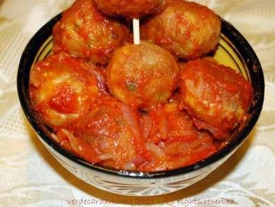 Las albondigas ovvero le polpette spagnole per mt for Ricette spagnole