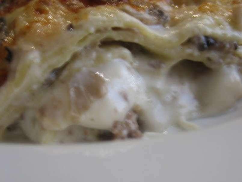 Ricetta Lasagne Bianche.Lasagne Bianche Prova Di Ingredienti Ricetta Petitchef