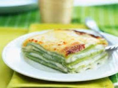 Ricetta Delle Lasagne Ai Quattro Formaggi.Lasagne Verdi Ai Formaggi Ricetta Petitchef
