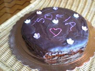 Pound cake al cioccolato di donna hay, Ricetta Petitchef