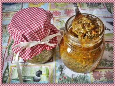 Pesto con Pomodorini Semi Secchi e Pistacchi