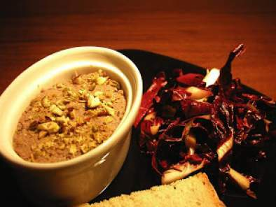Terrina di manzo, pistacchi