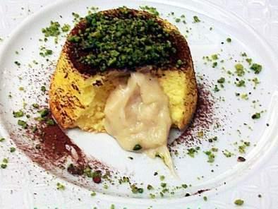 Mtc- Tokyo mini cheese cake dal cuore morbido di pistacchio