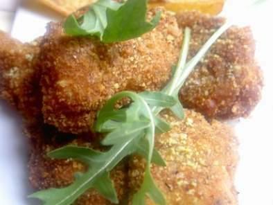 Pollo croccante ai pistacchi