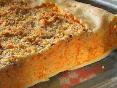 torta di zucca e pistacchi di bronte