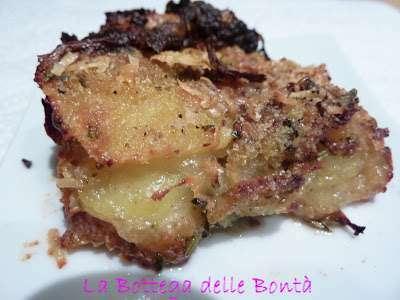 Sale Blu Di Persia : Millefoglie di patate al sale blu di persia ricetta petitchef