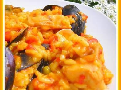 Paella Di Pesce Ricetta Petitchef