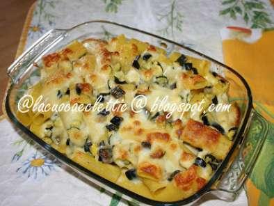 Ricette con zucchine al forno
