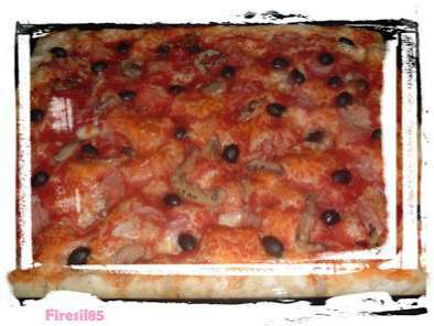 Pizza in ciotola Tupperware: per chi non sa fare la pizza!, Foto 2