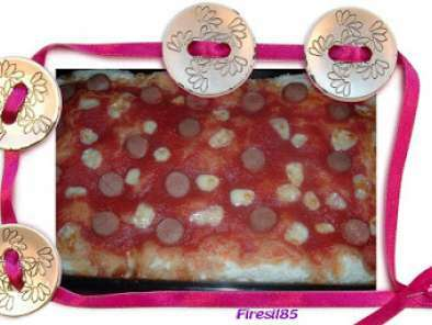 Pizza in ciotola Tupperware: per chi non sa fare la pizza!, Foto 4