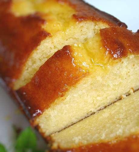 Mimosa Pound Cake Recipe