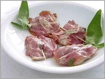 Saltimbocca alla romana ricetta tradizionale ricetta for Ricette veloci secondi piatti